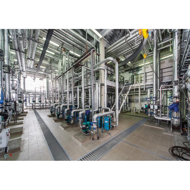 Wodociągi i stacje uzdatniania wody