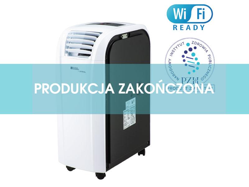 Fral Super Cool FSC14.1 - Wi-Fi Ready